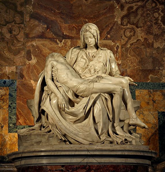 Шедевр Микеланджело