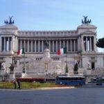 Площадь Венеции и Капитолийский холм