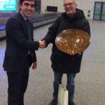 Авиакомпания «Узбекистон хаво йуллари» перевезла первого «безвизового» туриста из Италии