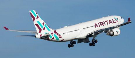 Air Italy проведёт большую осеннюю ревизию маршрутов